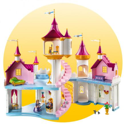 le chateau de princesse playmobil