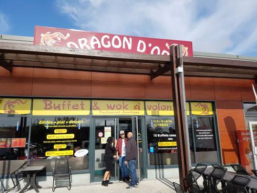 le dragon d or brest