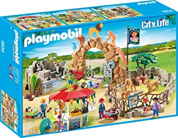 le grand zoo playmobil
