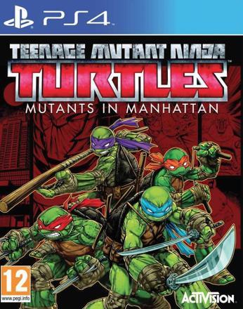 le jeu de tortues ninja