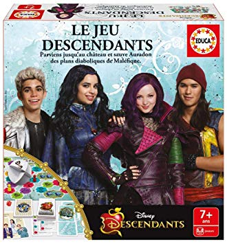 le jeu descendants