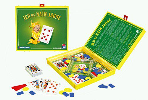 le jeu du nain jaune