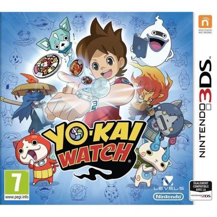 le jeu yo kai watch
