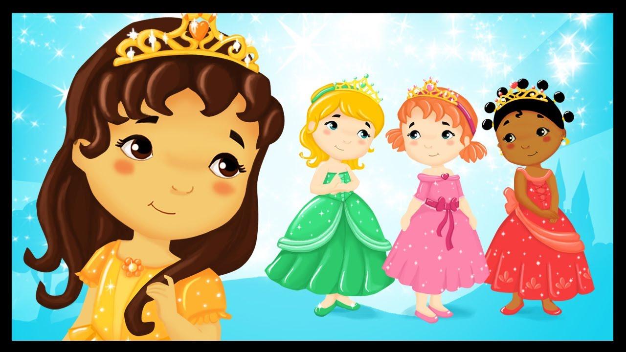 le monde des princesses