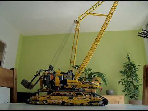 le plus grand lego technic du monde