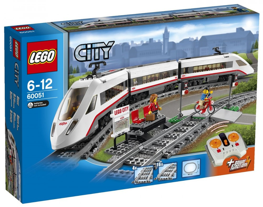 le train lego city