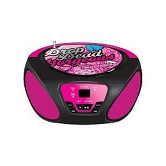 lecteur cd monster high