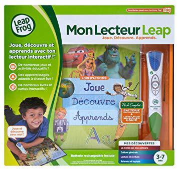 lecteur leap