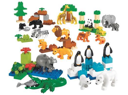 lego animaux