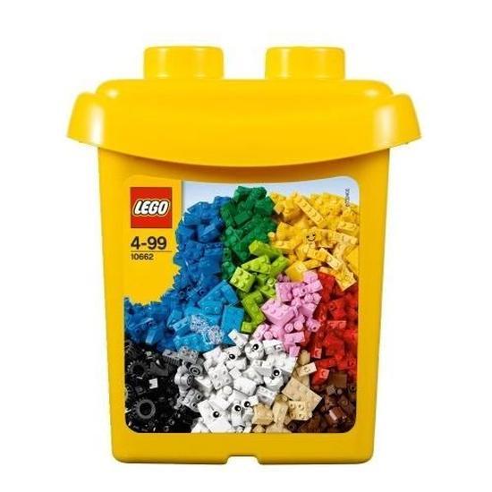 lego baril jaune