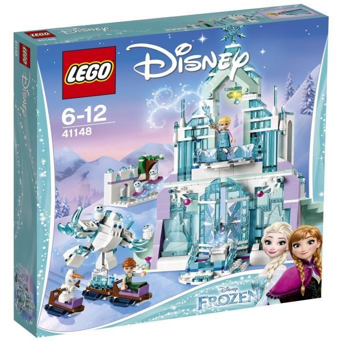 lego chateau reine des neiges