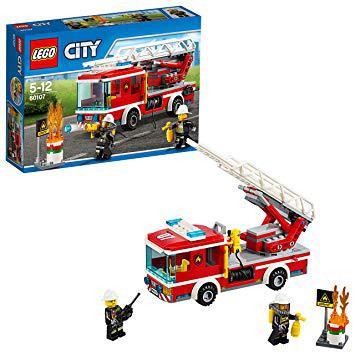 lego city camion de pompier