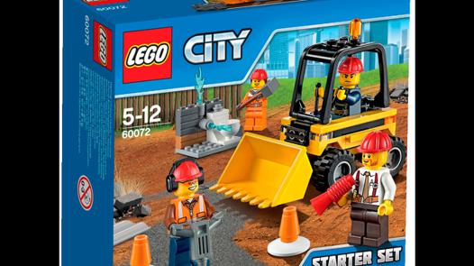 lego city chantier