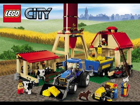lego city ferme