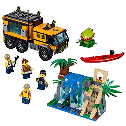 lego city jungle
