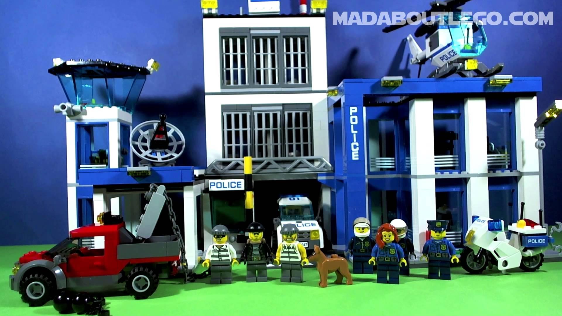 lego city la police