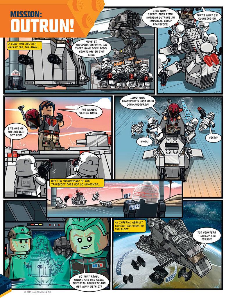 lego club star wars