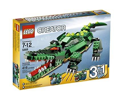 lego creator creatures