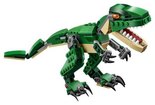 lego dinosaure