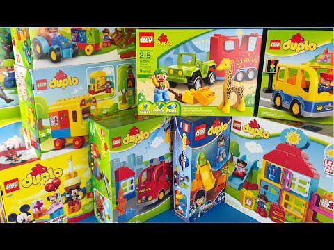 lego duplo collection