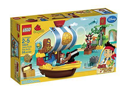 lego duplo jack et les pirates