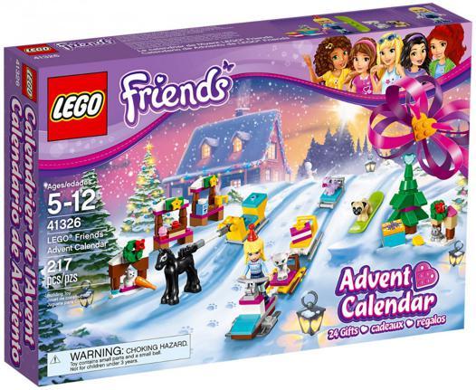 lego friends calendrier