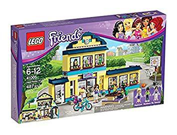 lego friends ecole