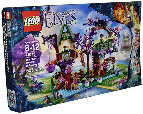lego friends elves
