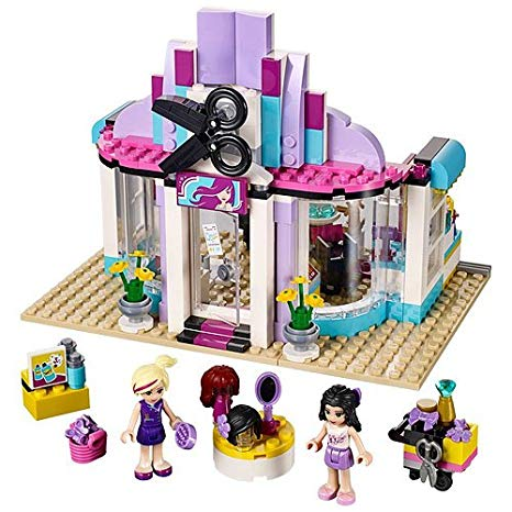 lego friends salon de coiffure