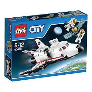 lego fusée spatiale