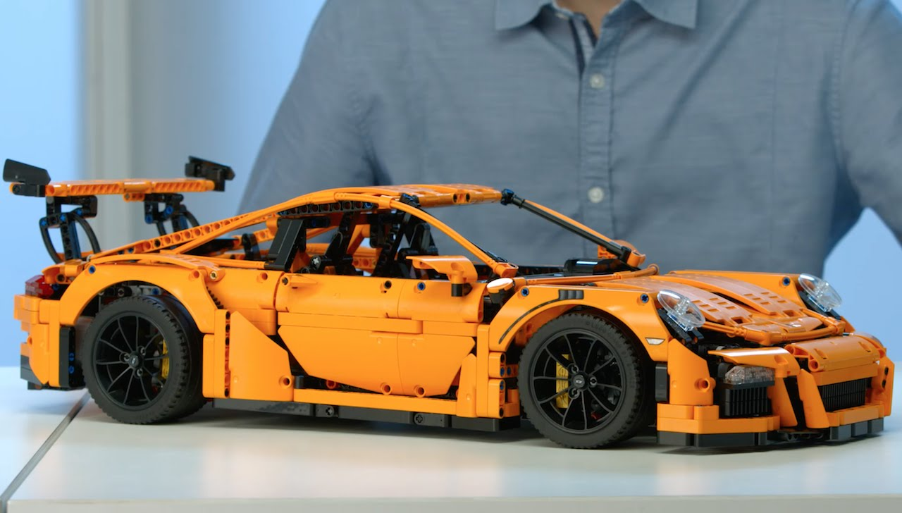 lego gt3 rs
