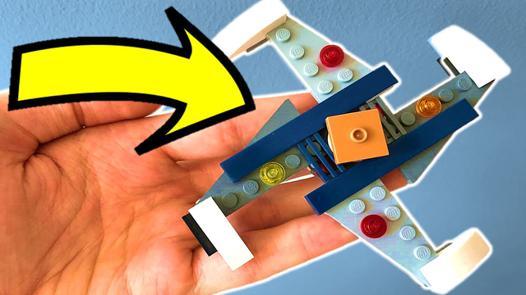 lego hand spinner