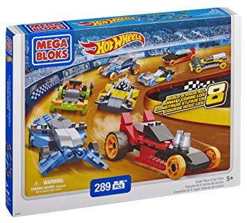 lego hot wheels