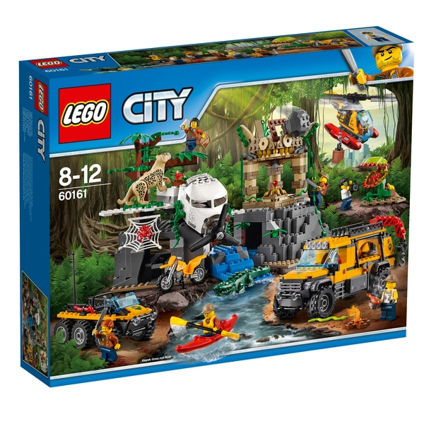 lego jungle