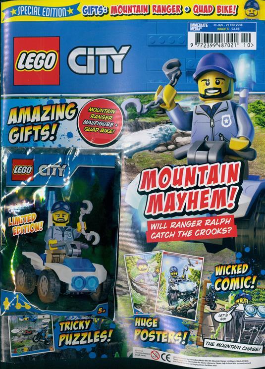 lego magazine uk