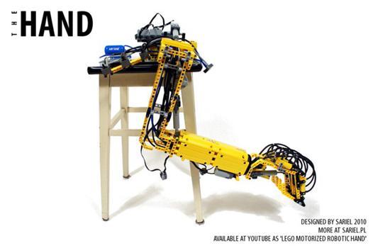 lego mecanique