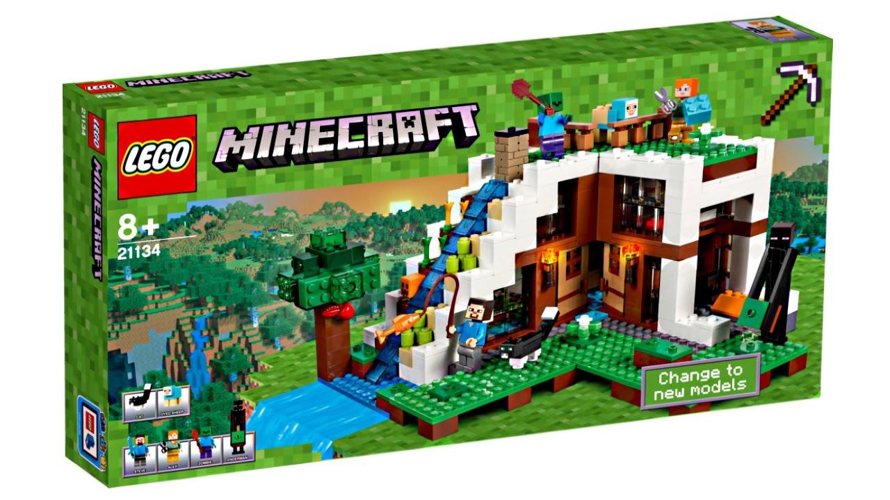 lego minecraft 2017
