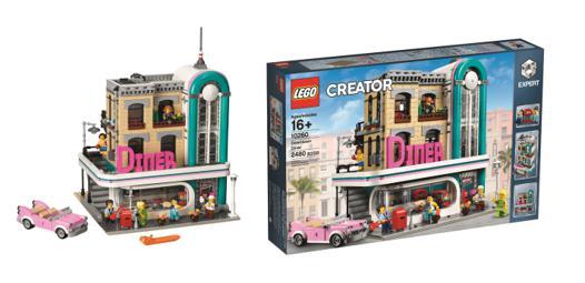 lego modular 2018
