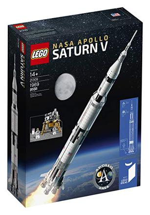 lego nasa apollo