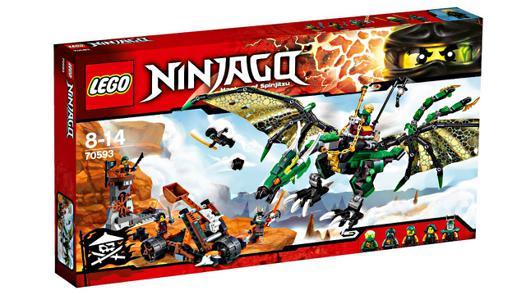 lego ninjago 2016