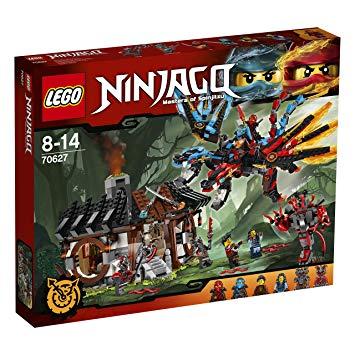 lego ninjago 70627