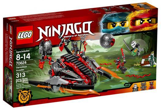 lego ninjago catapulte