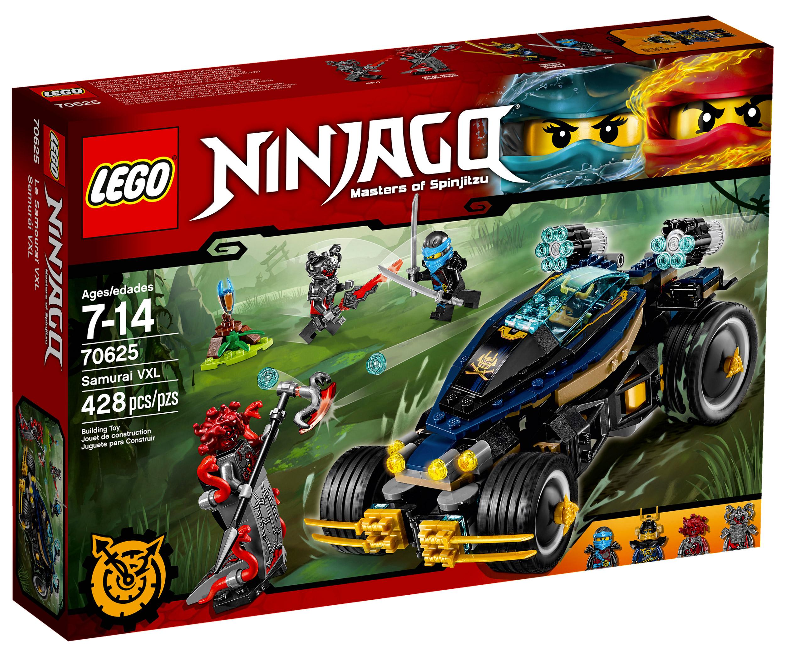 lego ninjago produits