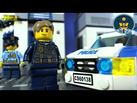 lego police film