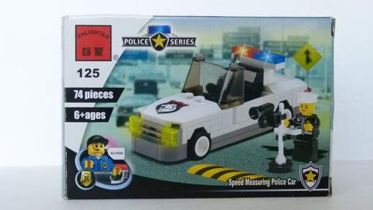 lego police series