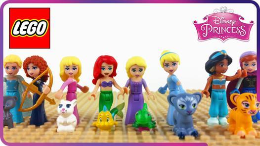 lego princesse