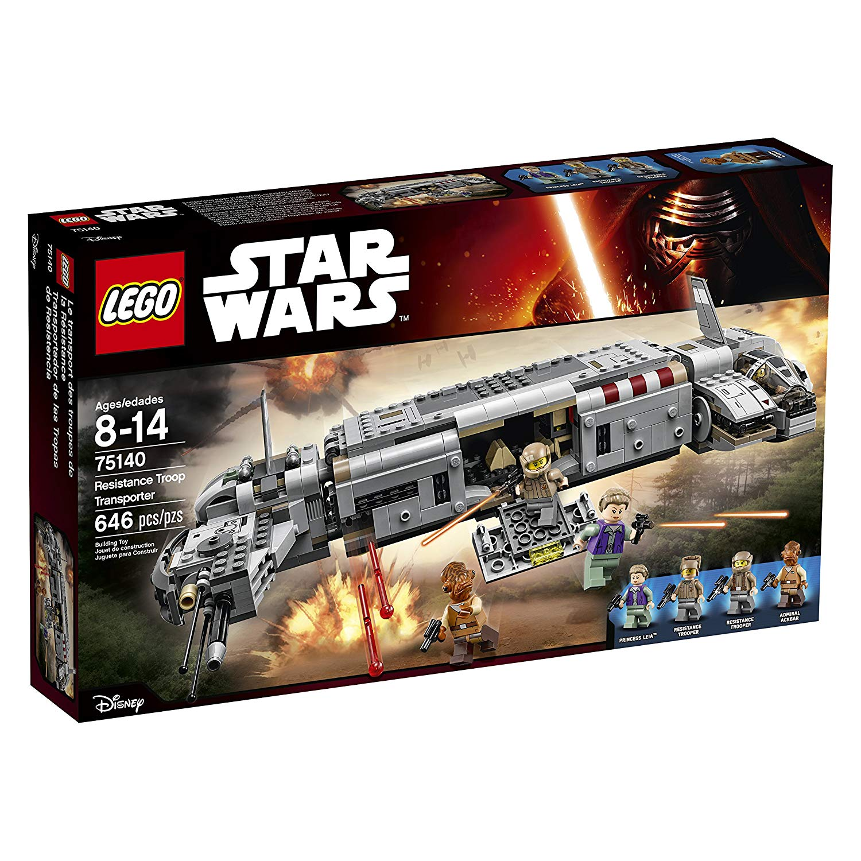 lego resistance