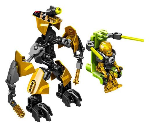 lego robot de combat