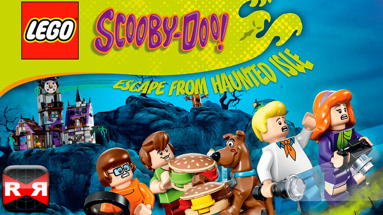 lego scooby doo jeux video