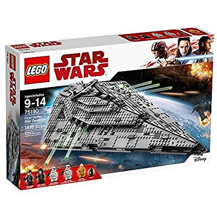 lego star wars destroyer